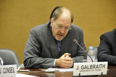 James Galbraith
