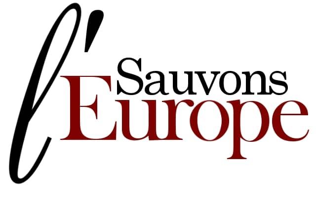 Tribune de Sauvons l'Europe