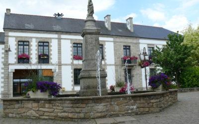 Soutien de la commune Cleguerec