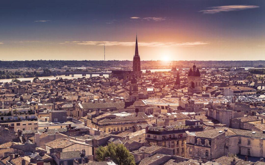 Soutien de la Mairie de Bordeaux
