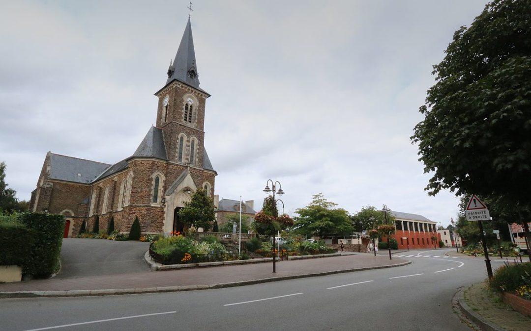 Soutien de la commune de Chartes de Bretagne