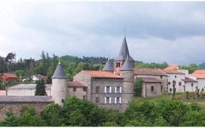 Soutien de la ville de Saint-Genès-Champanelle