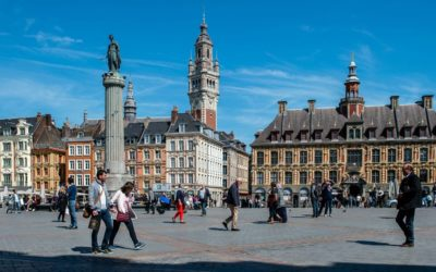 Soutien de la Mairie de Lille