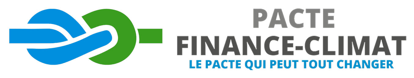 Pacte Finance Climat