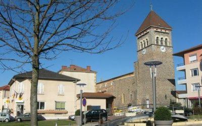 Soutien de la commune de Balbigny