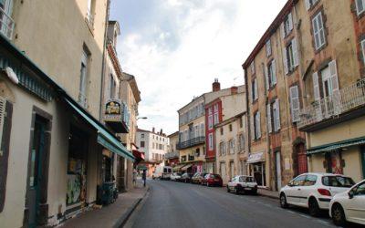Soutien de la commune de Saint-Germain Lembon