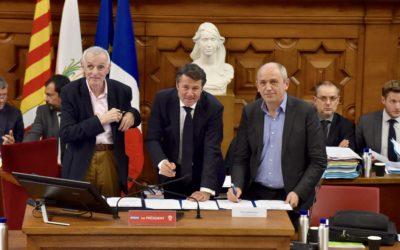 49 villes du conseil Métropolitain de Nice Côte d'Azur nous soutiennent