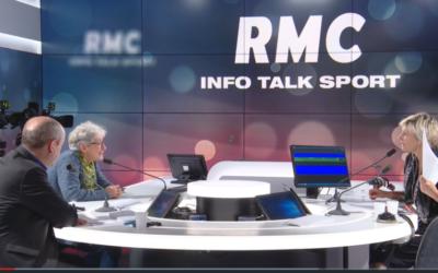 Anne Hessel sur RMC «Je trouve scandaleux qu'on fasse payer des taxes uniquement sur l'essence des particuliers…»