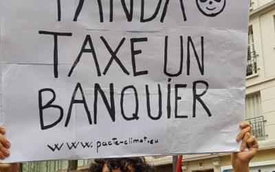 « Les jeunes du Pacte Finance Climat prennent la plume »
