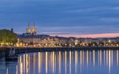 Soutien de la métropole de  Bordeaux