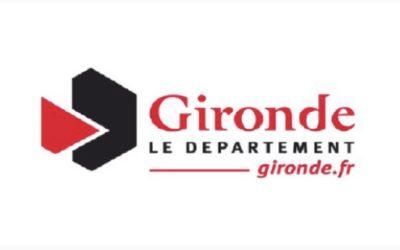 Soutien du département de la Gironde