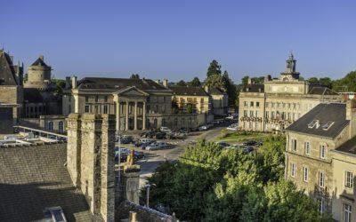 Soutien de la ville d'Alençon