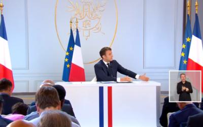 Le pacte finance-climat interpelle monsieur le président de la république
