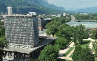 Soutien de la Ville de Grenoble