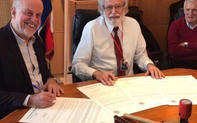 Soutien du Grand Orient de France au Pacte Finance-Climat