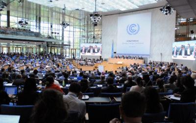 Conférence de Bonn sur le changement climatique – SB50