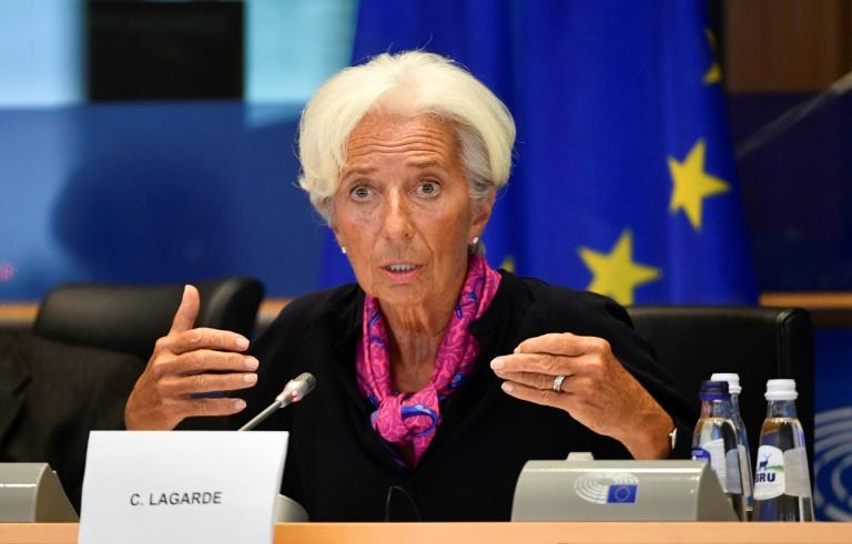 Interpellation de Madame Lagarde