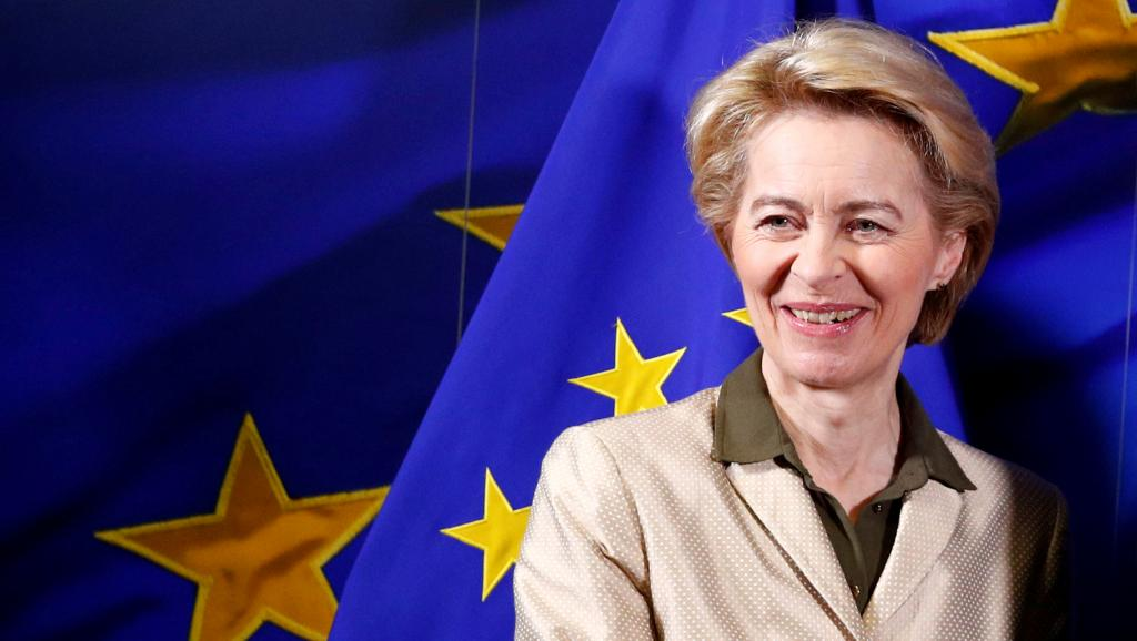 Interpellation de Madame von der Leyen