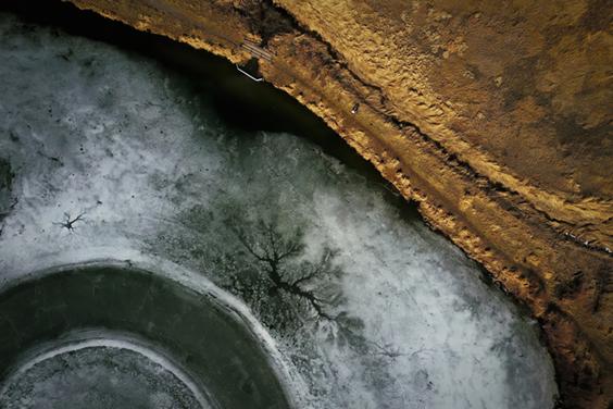 Fonte du permafrost