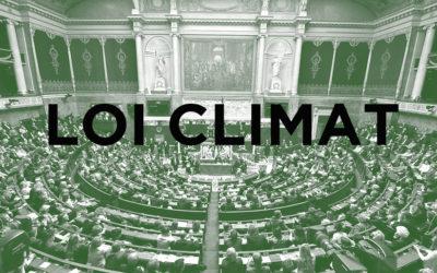 Loi climat résilience : un échec cuisant…. la planète !