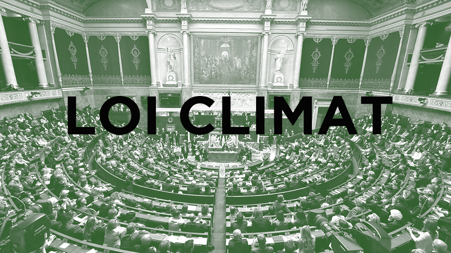 Loi Climat: «Nous sommes dans l'adaptation, non au dérèglement climatique déjà en cours, mais aux exigences des lobbies.»