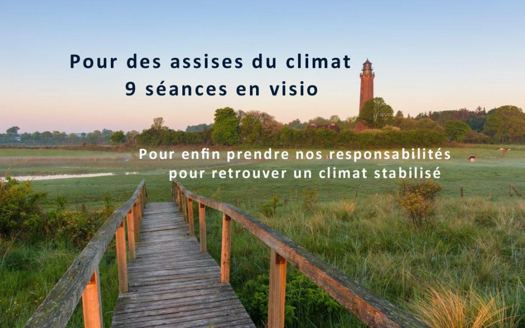 Assises du climat : on fait le bilan avec Pierre Calame