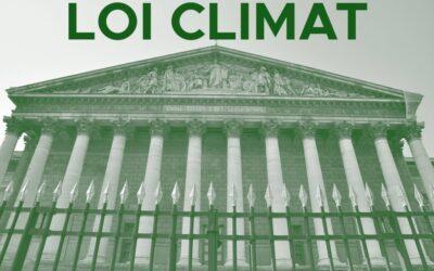 Loi Climat & résilience : chroniques d'un fiasco
