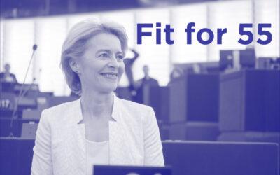 Fit for 55 : quelles mesures pour la transition écologique européenne ?