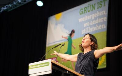 Élections fédérales allemandes – Quel programme pour les Grünen ?
